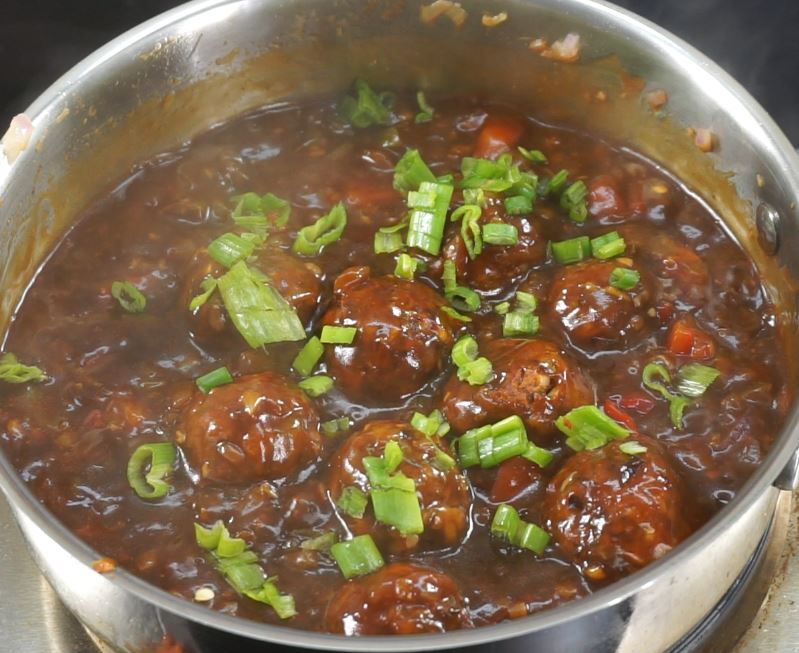 Vegetable manchurian veg manchurian gravy steffis recipes thats it our delicious indo chinese veg manchurian is ready to be enjoyed with hot naan or with fried rice do try this recipe at home and share with your forumfinder Gallery