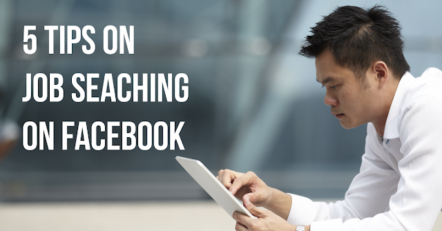 5 Tips on Job Searching on Facebook