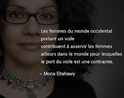 Mona Eltahawy, féministe égyptienne