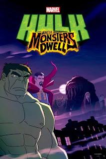 Hulk Onde os Monstros Habitam
