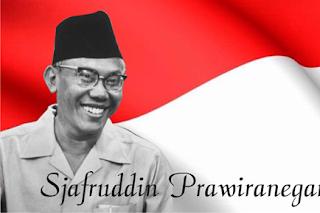 Biografi Syafruddin Prawiranegara