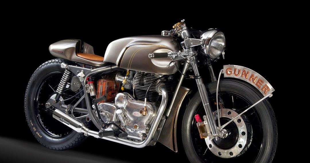 Junk Yards In Fort Worth Texas >> Royal Enfield Motorcycles: Custom Royal Enfield Interceptor saved from the junk yard