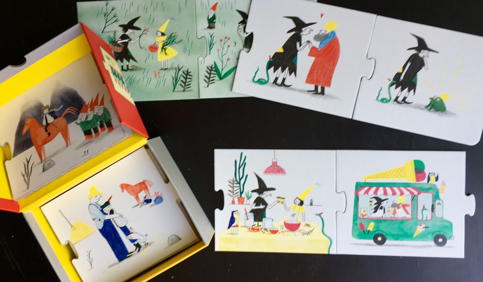 Story Box Create Your Own Fairy Tales By Anne Laval