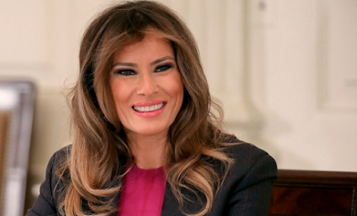 Melania Trump Returns To White House After Surgery