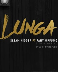 Sleam Nigger Feat. Fany Mpfumo - LUNGA (Prod. Proofless & Singer)