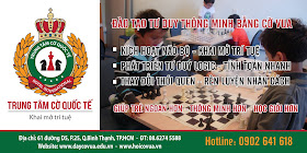 dạy cờ vua - học cờ vua