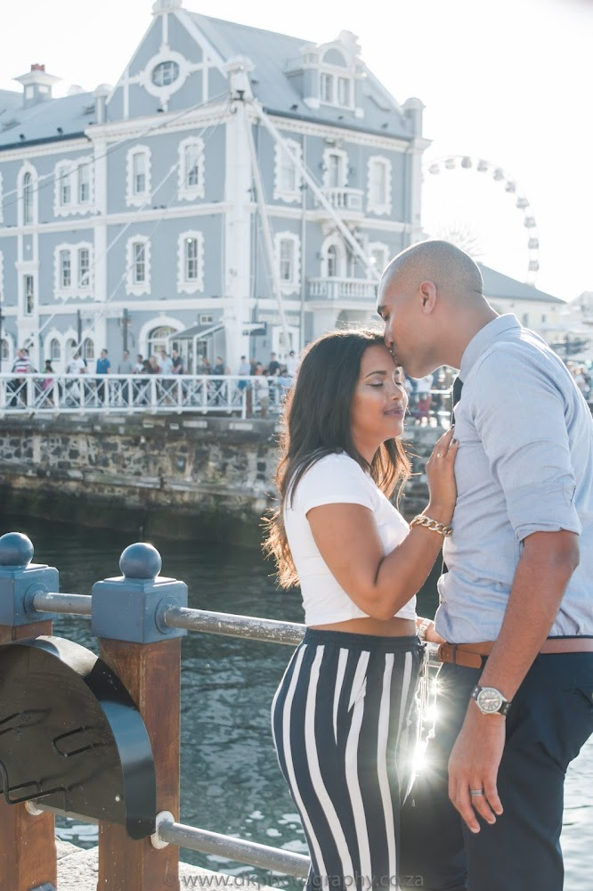 DK Photography CCD_5011 Preview ~ Charmion & Danhill's Engagement Shoot in Waterfront  Cape Town Wedding photographer