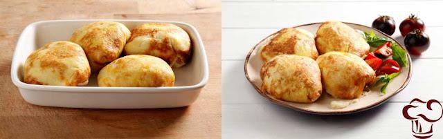 Bombas de queso receta parte 7