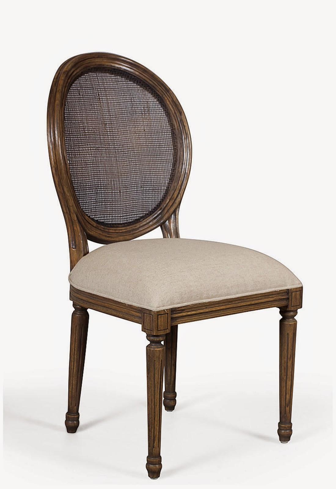 Muebles de comedor sillas de comedor con rejilla for Falabella muebles de comedor