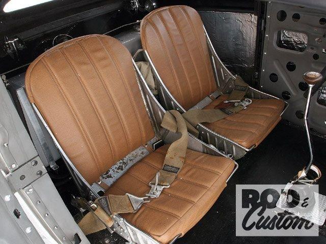 1320 Bomber Seats