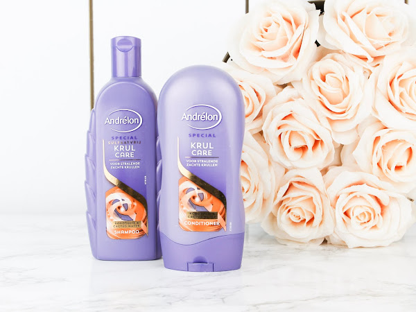 Andrélon Sulfaatvrije Krul Care Shampoo & Conditioner
