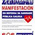 MANIFESTACIÓN en defensa da sanidade pública galega | 9feb