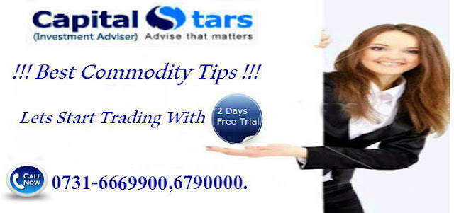 Commodity Intraday Tips