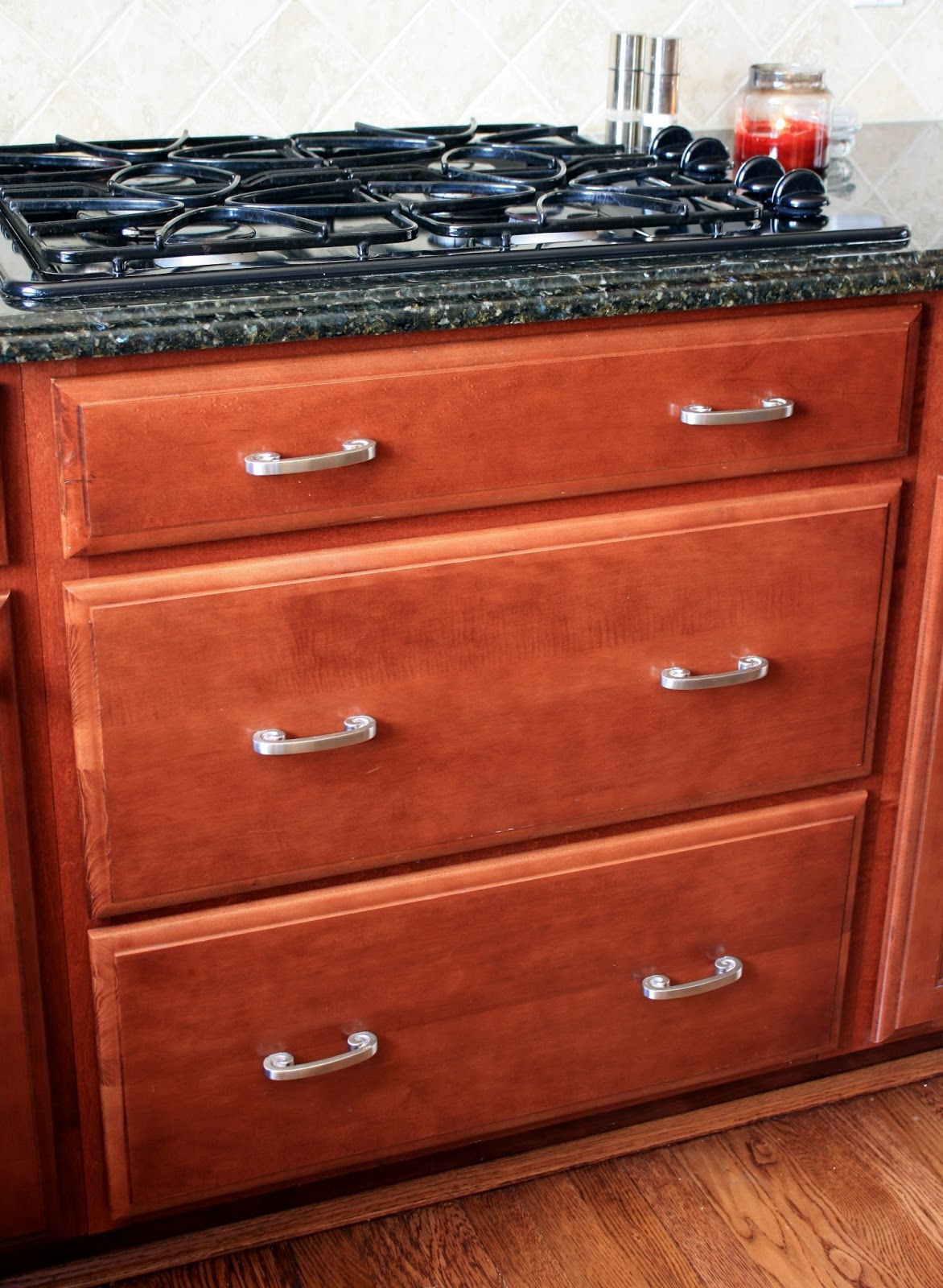 Kitchen Pots and Pans Drawer Cabinets