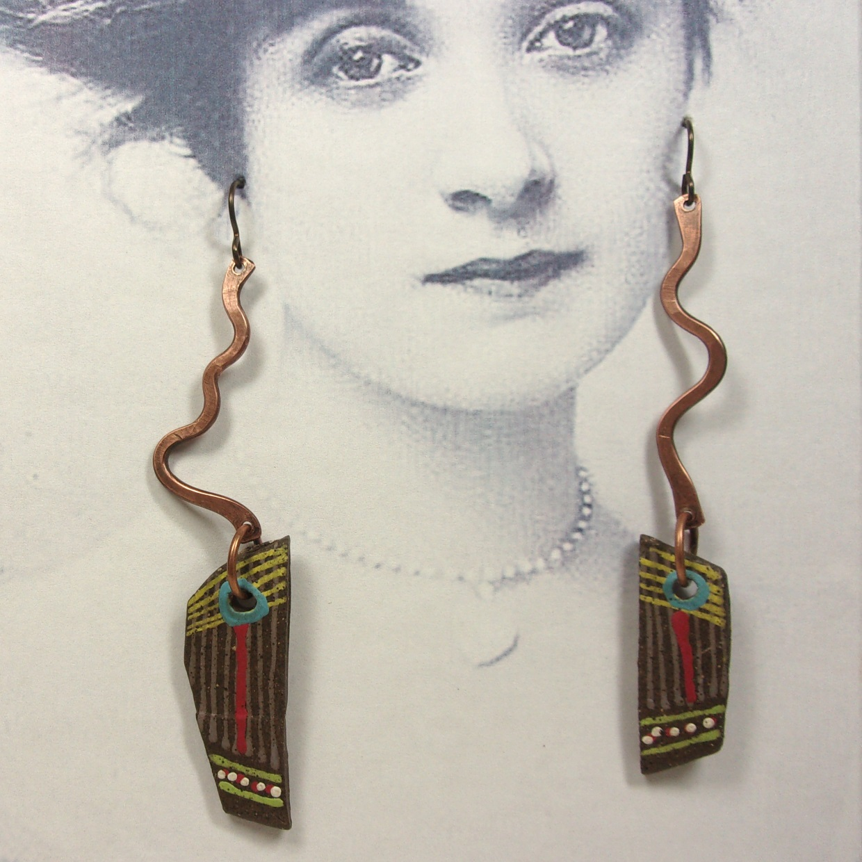 Pentaphilia Earrings