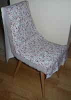 tapicerowanie krzesła