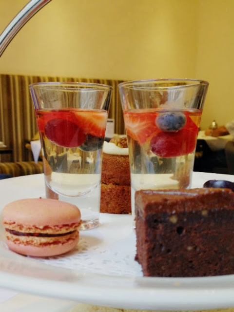 Afternoon Tea at the Hilton Green Park