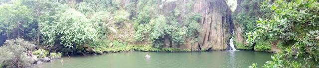 Malibiclibic Falls, Bailen, Cavite