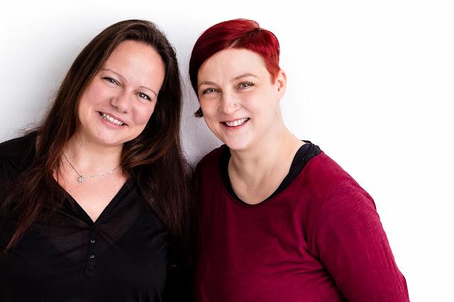 Danielle Graf und Katja Seide