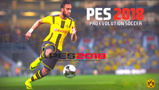 Download Game PES 2018 PPSSPP ISO For Android By Jogress V2  Data Mod Full Transfer Terbaru