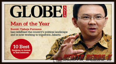 tak cuma di Indonesia, Ahok, Ahok Gubernur DKI, Jakarta, Indonesia, Berita Bebas, Ulasan Berita, Man of the Year, Kejadian, tak disangka,