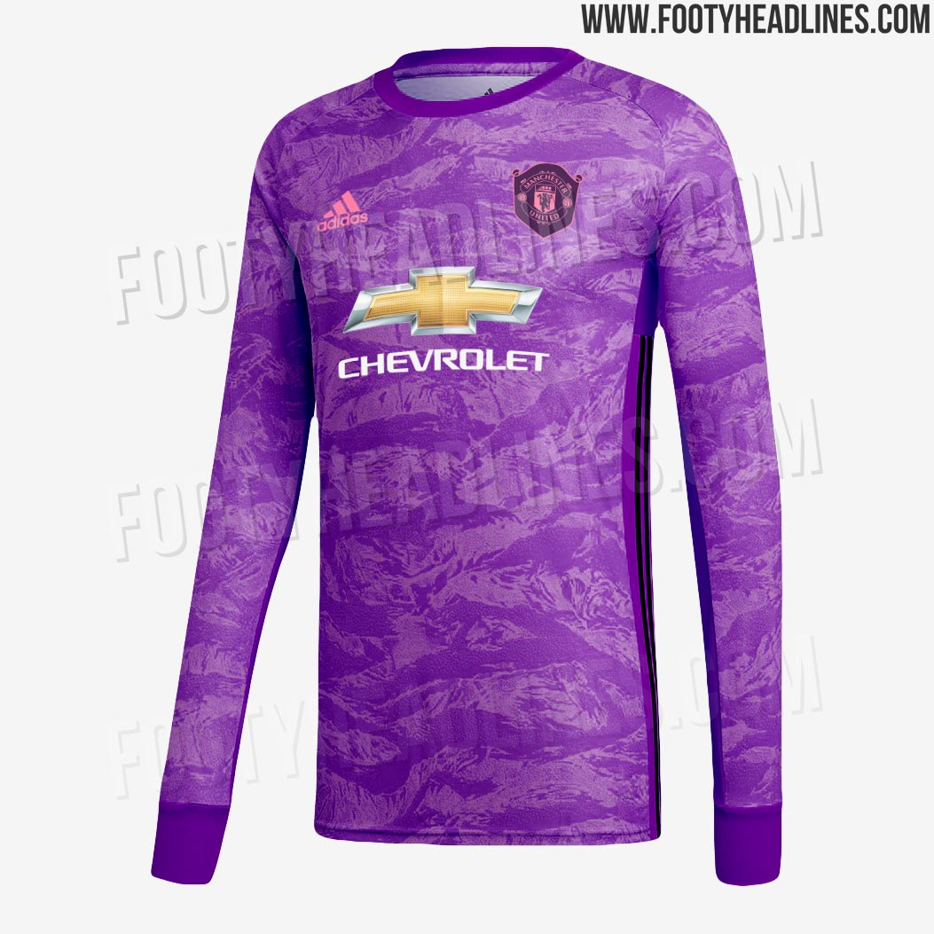 Exclusive: Manchester United 19-20 Goalkeeper Kit Leaked ...