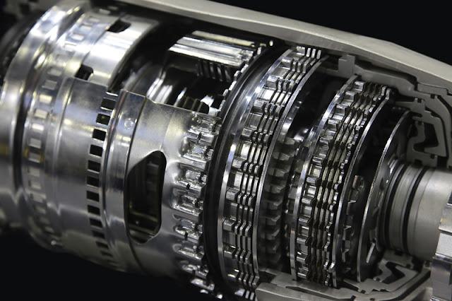 Réparation de transmission automatique