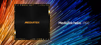 Smartphones with MediaTek Helio P60 Processor