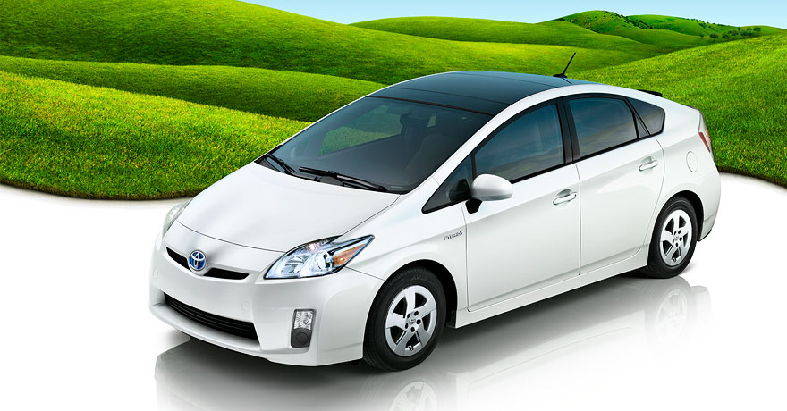 Marketing toyota prius