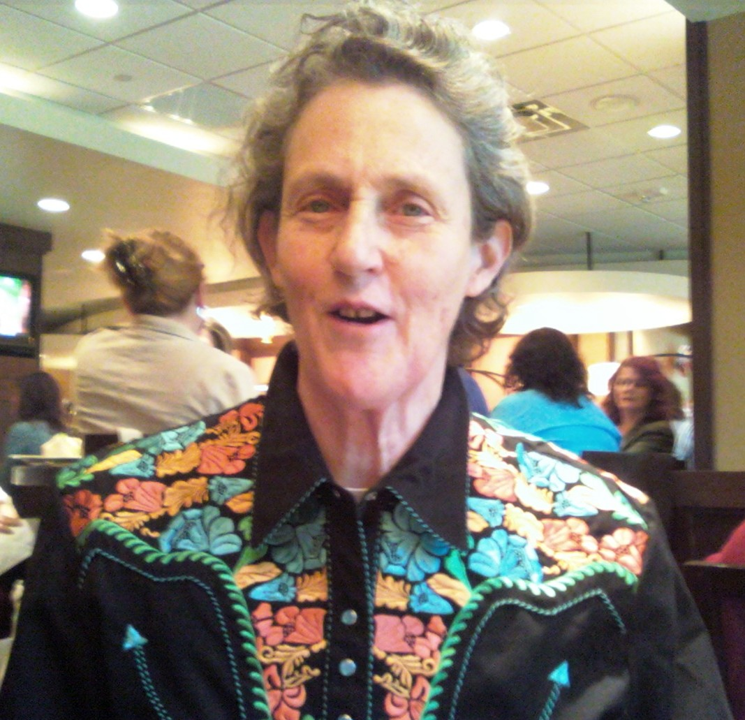 temple grandin autism Dr temple grandin is in a unique position to provide parents and professionals insight into autism because she has autism she was diagnosed at age 2 and has lived a very challenging and adventurous life dr grandin has presented lectures on autism around the world and has appeared on many national television programs.