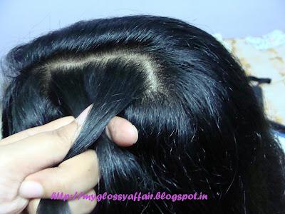 messy bun - hairstyle for long or medium hair