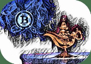genio lampada bitcoin