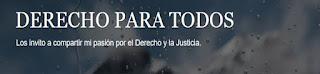 DERECHOS PARA TODOS