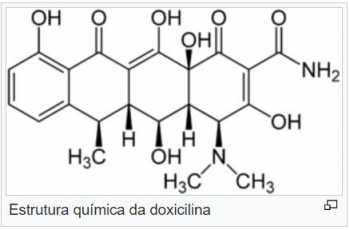 Doxiciclina para Parkinson: Antibiótico