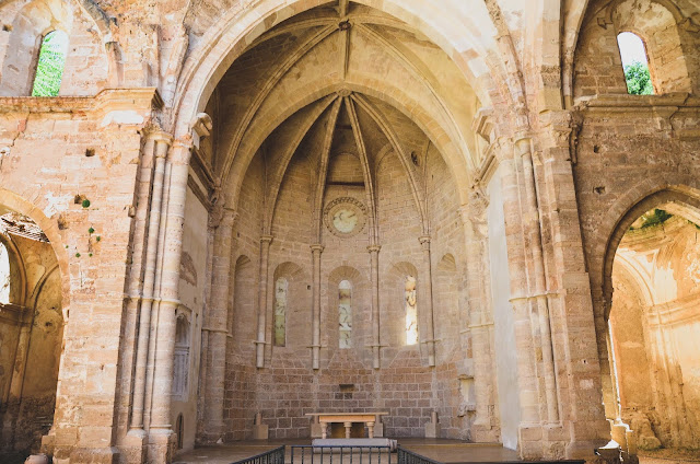 Monasterio de Piedra. Núevalos. Zaragoza.