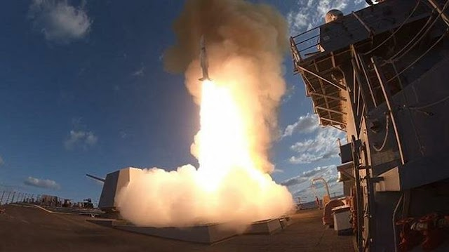 The United States approves missile sales to South Korea, Japan