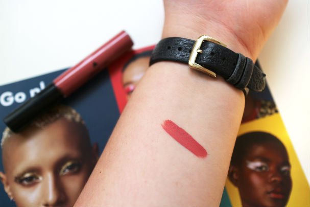 ASOS Matte Liquid Lipstick in Overqualified | The Beauty is a Beast