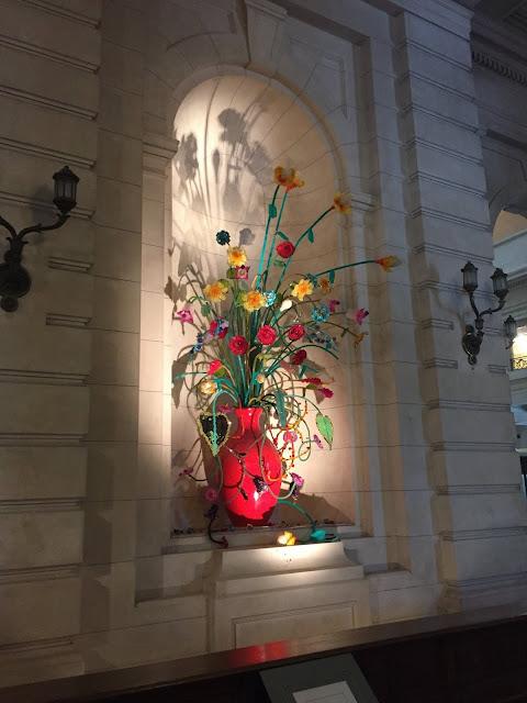 Performance Center Vase