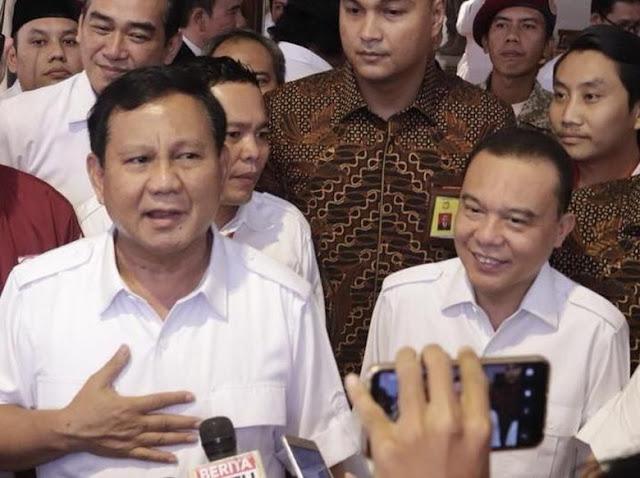 Kepala Daerah di Sumbar & NTB Dukung Jokowi, Ini Reaksi Elite Gerindra