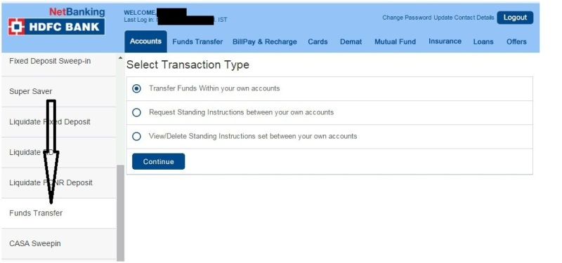 hdfc bank money transfer abroad