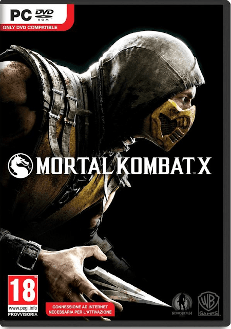 Download game Mortal Kombat X Full KEY