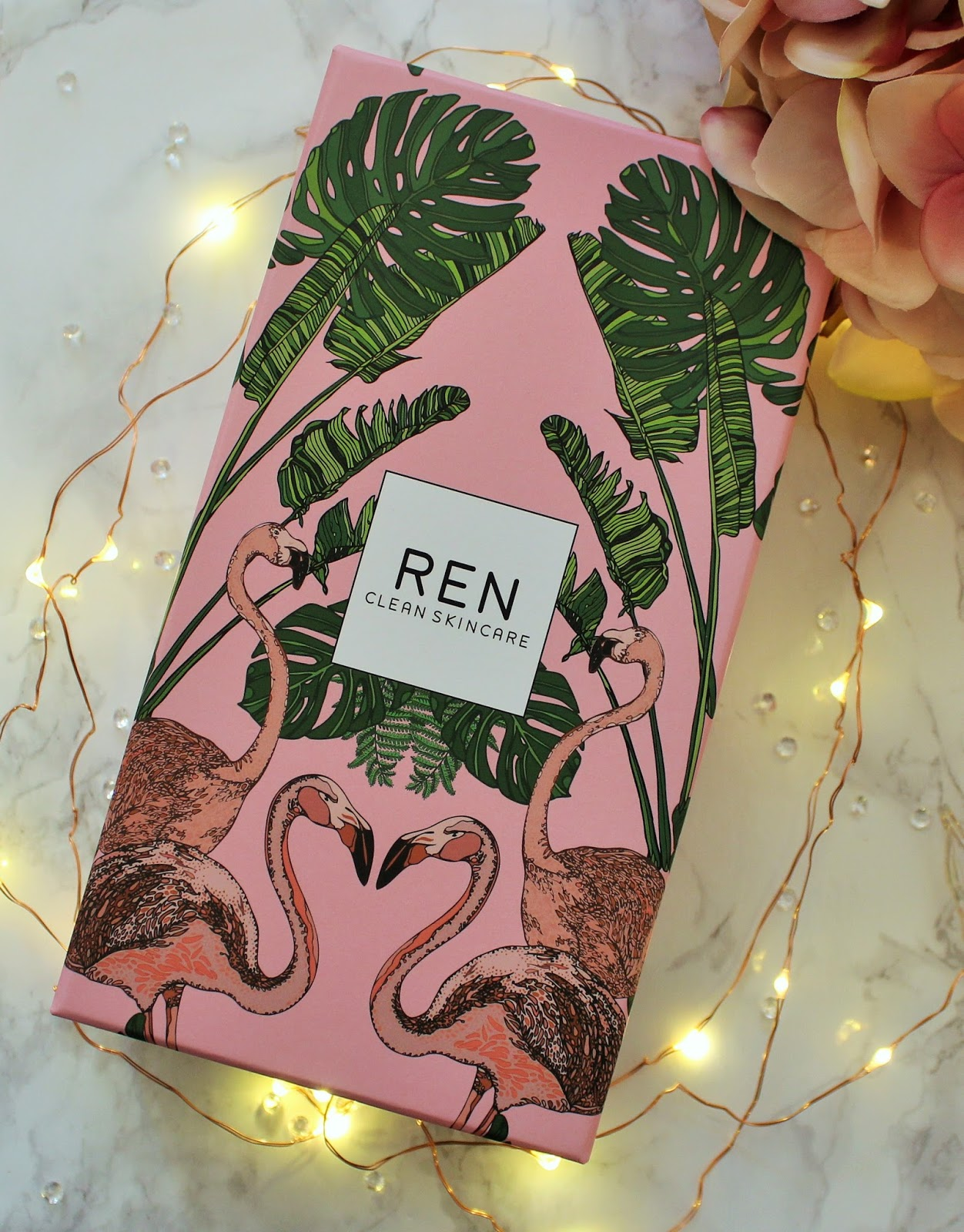 New In From Ren Clean Skincare - & Now To Sleep Pillow Spray Plus Christmas 2017 Gifts - 4