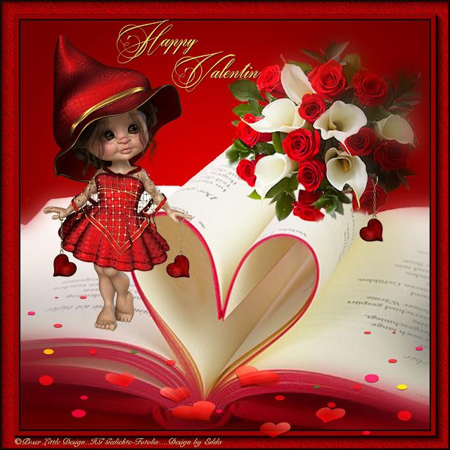 Herzliche Valentins Grüße An Alle Meine Besucher.. Ich Wünsche Euch Einen  Wunderschönen Tag.