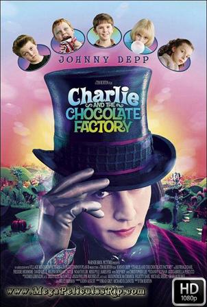 Charlie Y La Fabrica De Chocolate [1080p] [Latino-Ingles] [MEGA]