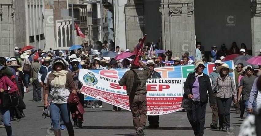 Cinco Gerentes Regionales de Educación piden diálogo con el MINEDU ante la huelga
