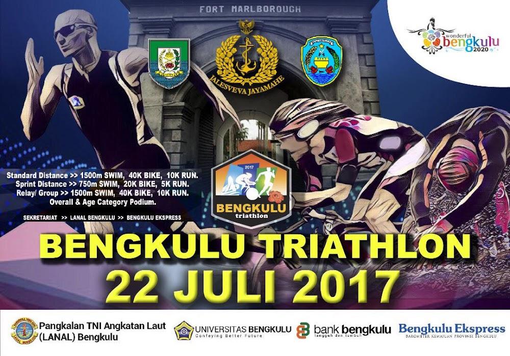 Bengkulu Triathlon • 2017