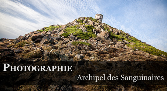 Synoptic Productions : Archipel des Sanguinaires (Corse)