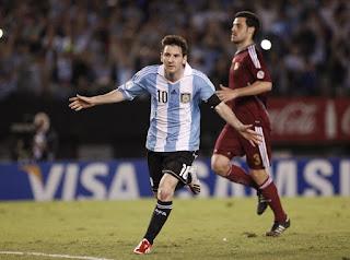 Argentina vs Venezuela en Copa Amèrica Centenario