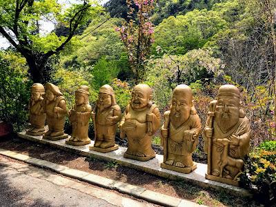 【日帰り吉方位旅行】金運アップの金櫻神社と鬱金の桜