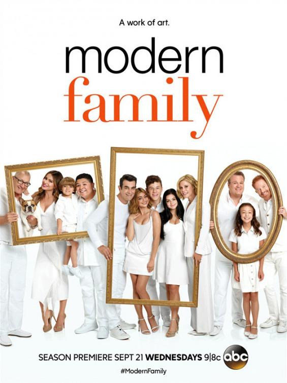 Modern Family 2016: Season 8 - Full (1/22)